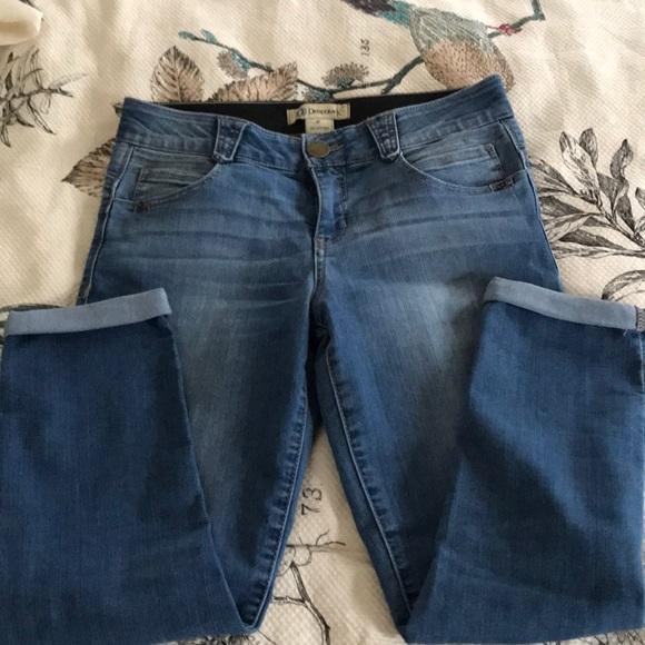 4b468cb8e48 Democracy Denim - DEMOCRACY Ab solution stretch jeans size 6